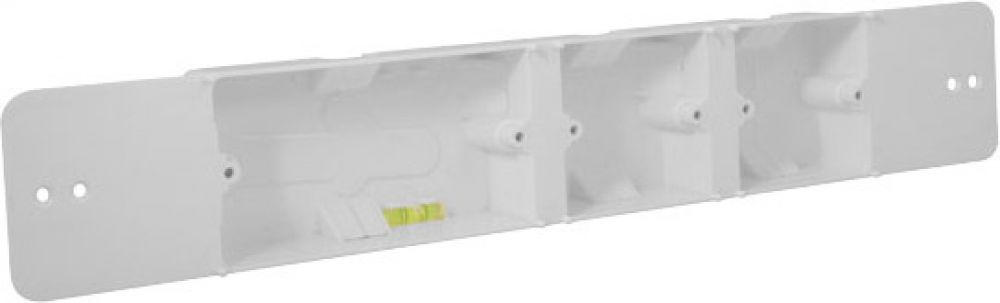 Click Scolmore SB6IN1 Studbox 6-in-1 Combination Recess Wiring Back Box