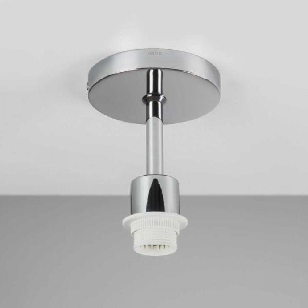 Astro Lighting 1362001 Semi Flush 7460 Ceiling Light. Polished Chrome Finish