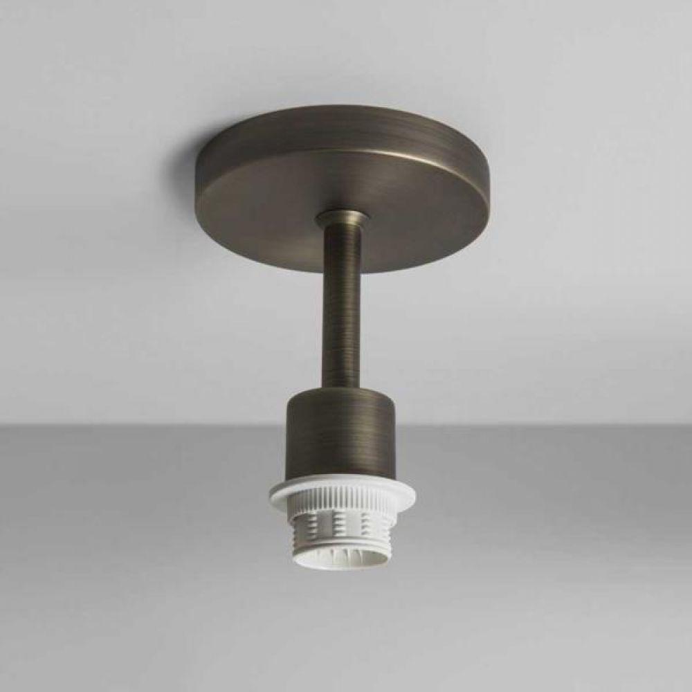 Astro Lighting 1362003 Semi Flush 7462 Ceiling Light. Bronze Finish