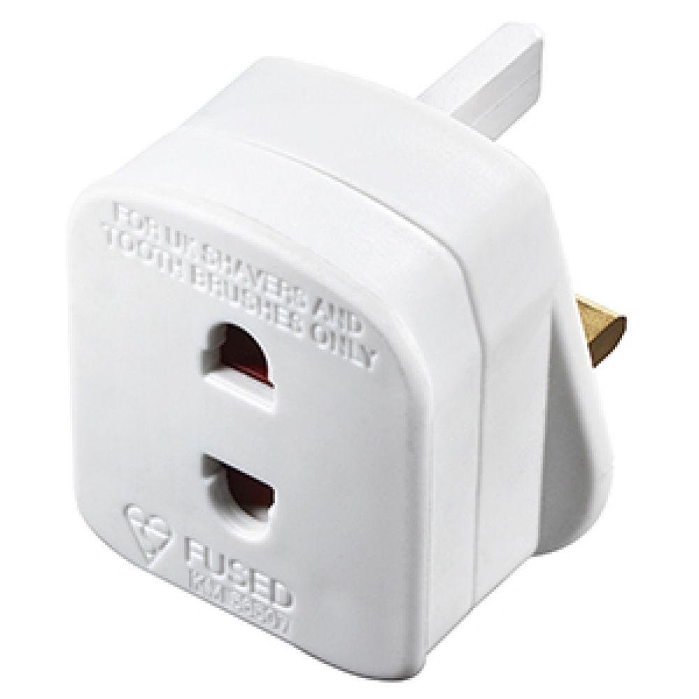 BG Shaver Adaptor Plug