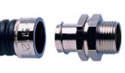 Adaptaflex Type B Connector 25mm M25