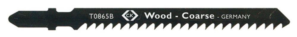 CK Tools 5 Pack Jigsaw Blades - Type B