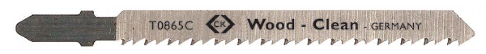 CK Tools 5 Pack Jigsaw Blades - Type C