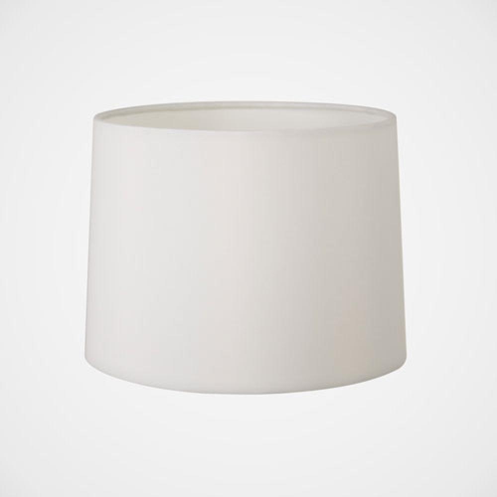 Astro Lighting 5013001 Tapered Drum 4049 White Fabric Shade