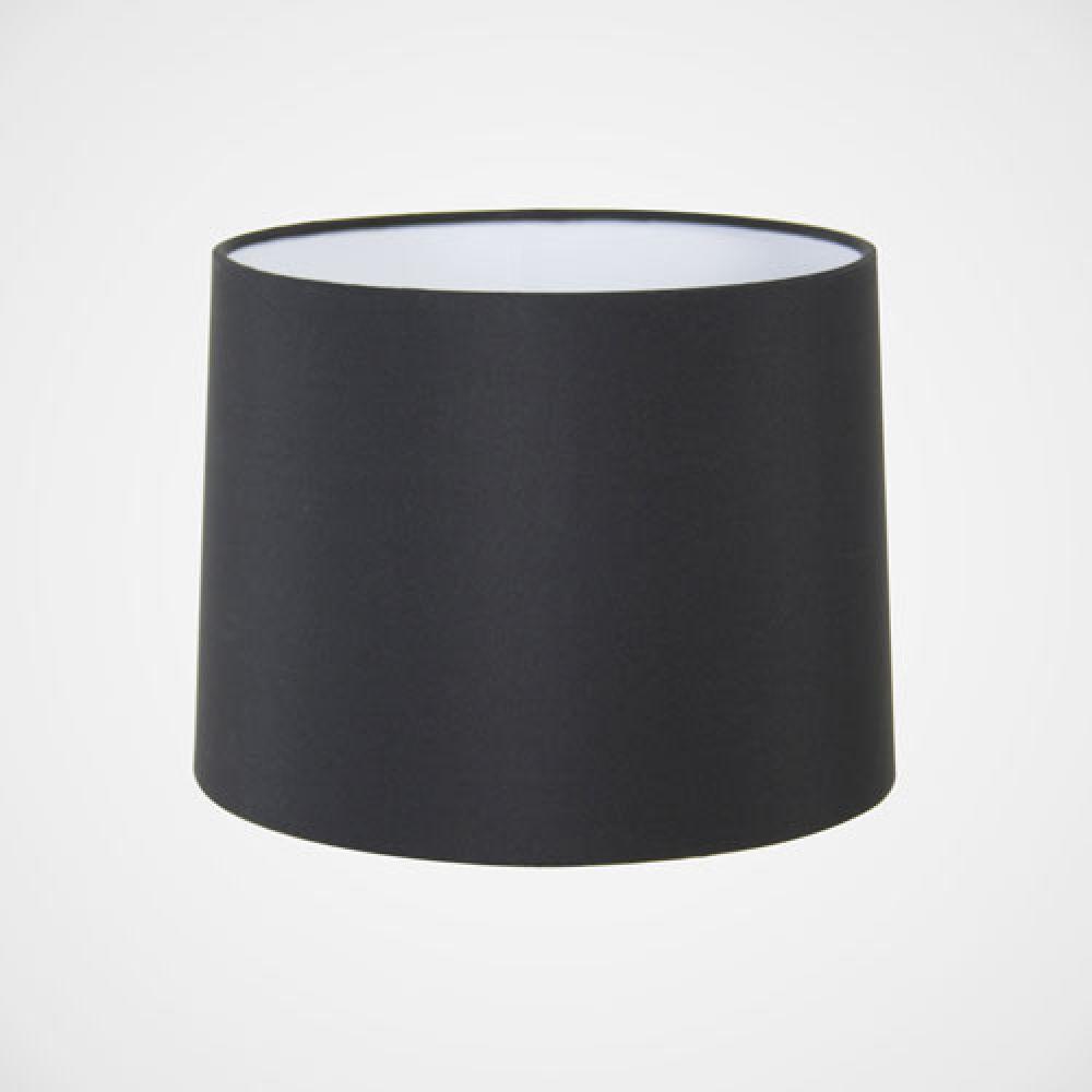 Astro Lighting 5013002 Tapered Drum 4050 Black Fabric Shade