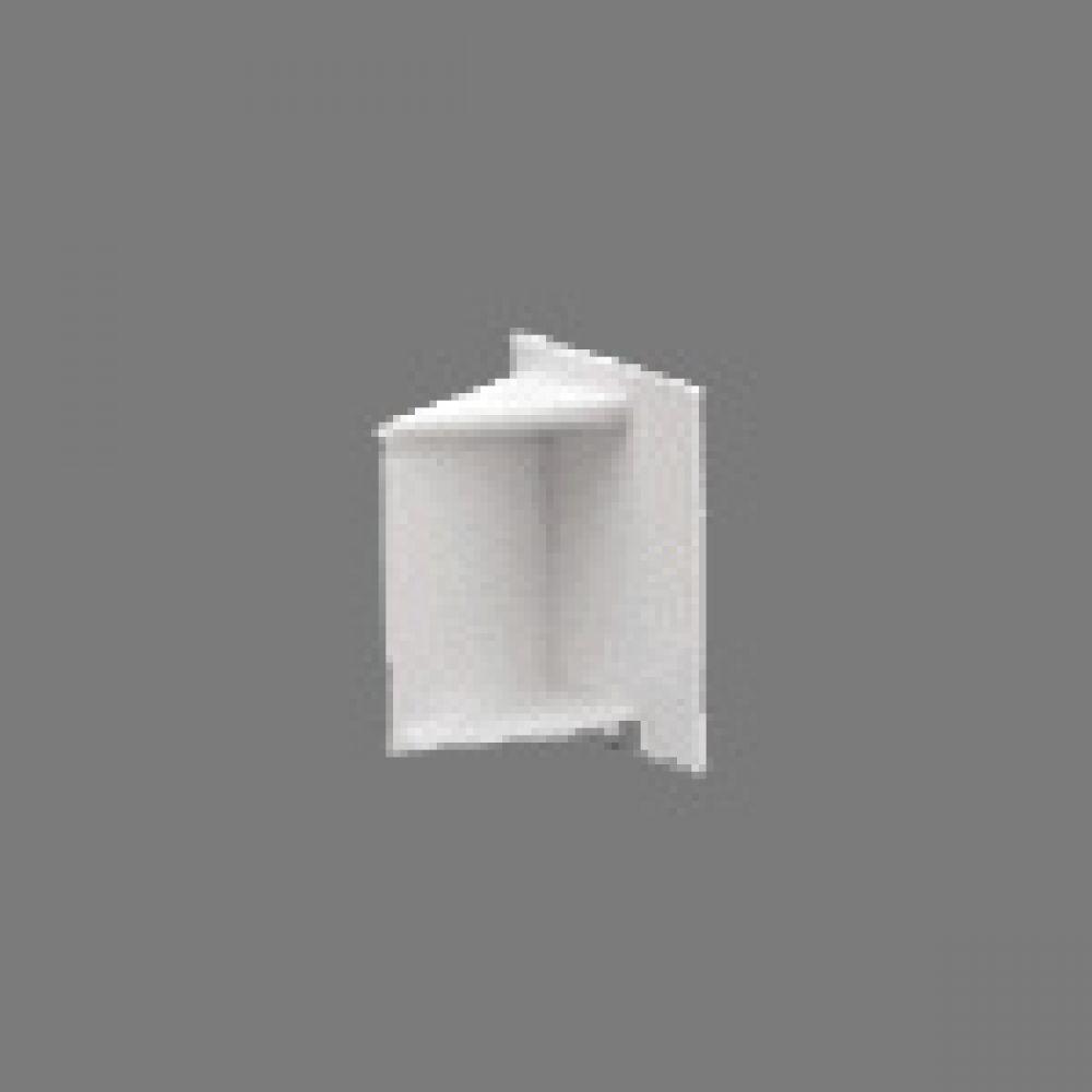 Marshall Tufflex Mini Trunking End Cap 16 x 16mm