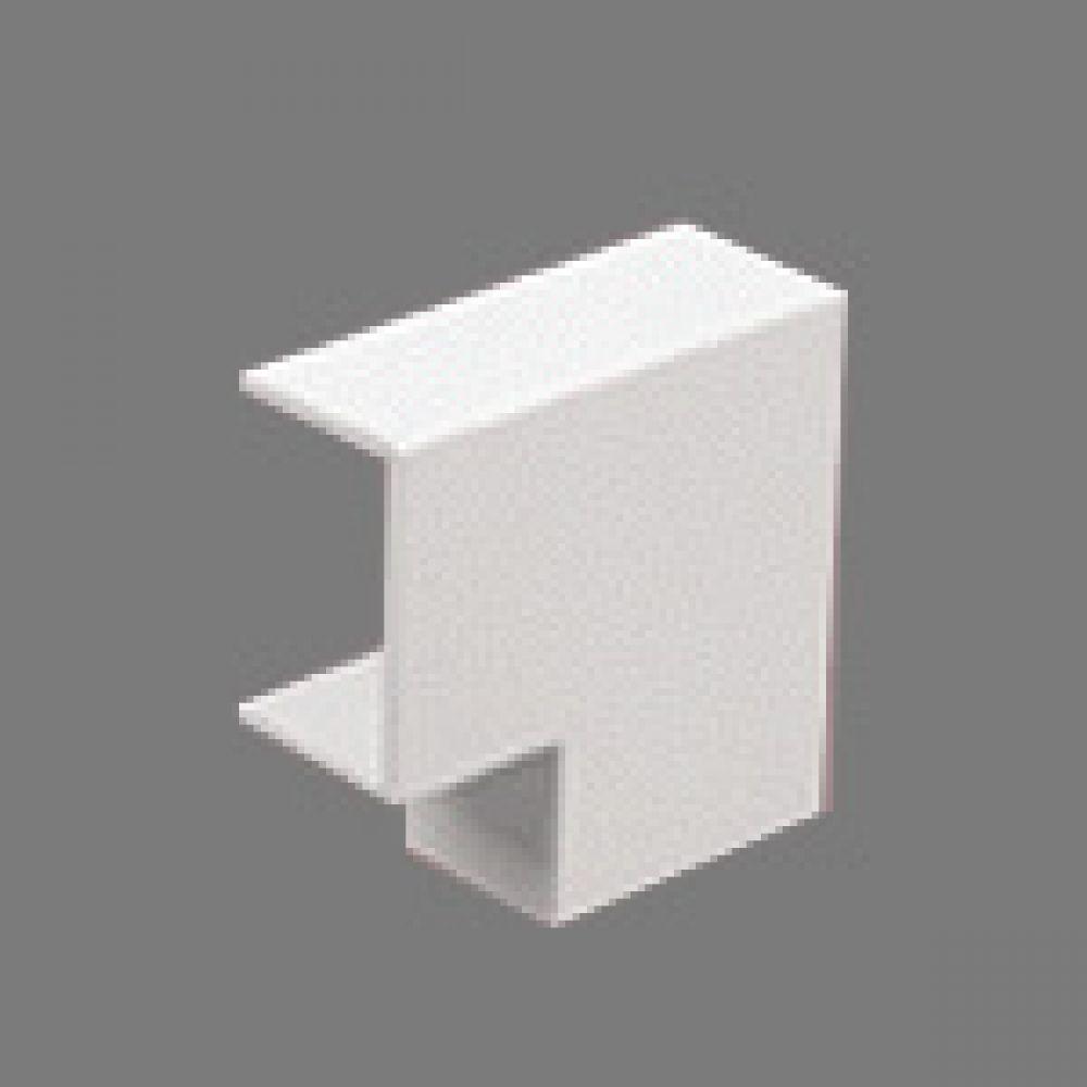 Marshall Tufflex Mini Trunking Flat Bend 16 x 16mm