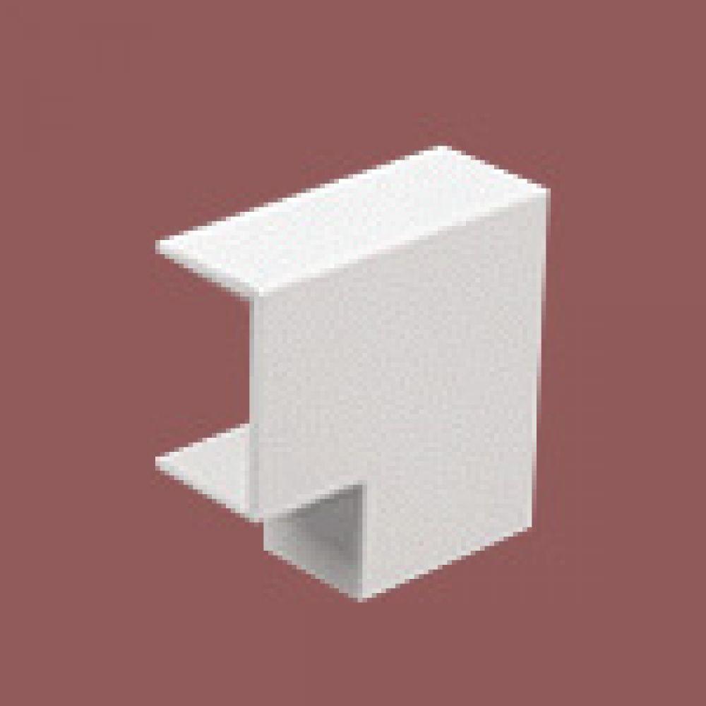 Marshall Tufflex Mini Trunking Flat Bend 25 x 16mm