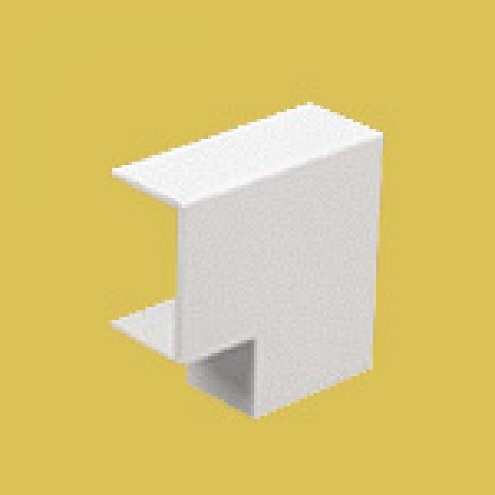 Marshall Tufflex Mini Trunking Flat Bend 38 x 25mm