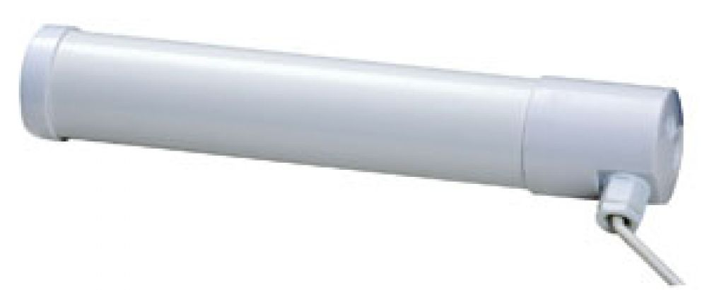 Greenbrook 120W 2 Foot Tubular Heater Finished in White