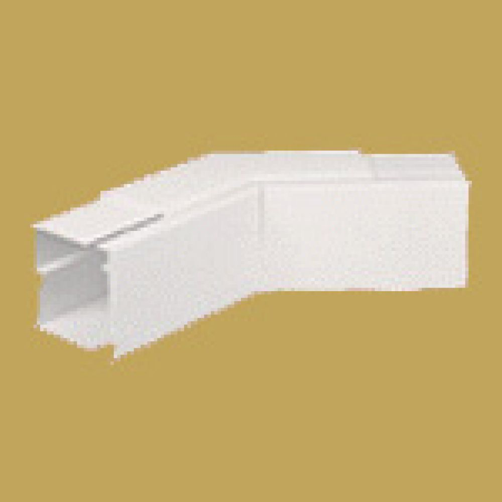 Marshall Tufflex Maxi Trunking Internal Fabricated Bend 75 x 75mm