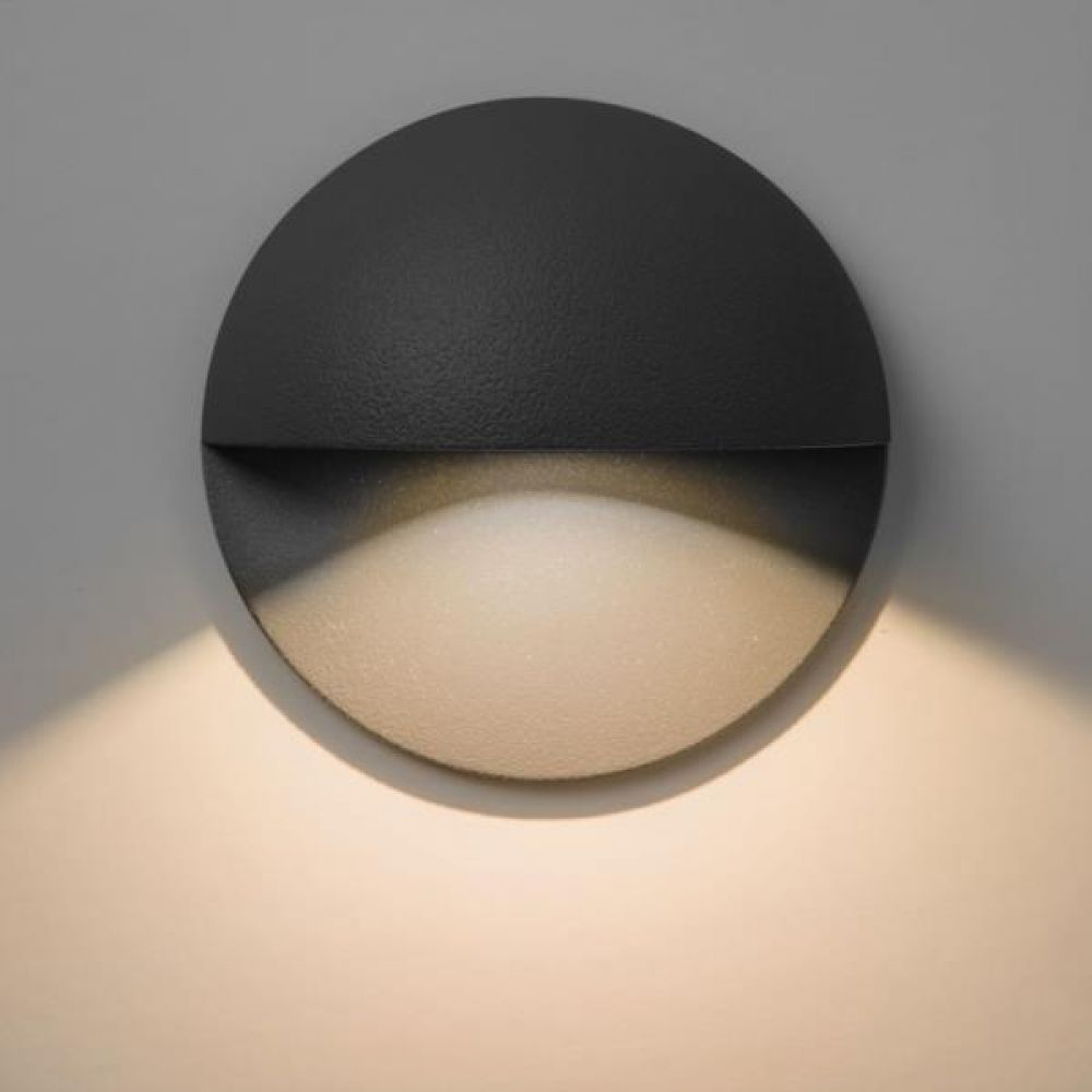 Astro Lighting 1338001 Tivoli LED 7264 Exterior Wall Light. Black Finish