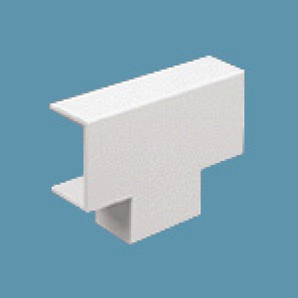 Marshall Tufflex Mini Trunking Equal Tee 38 x 16mm