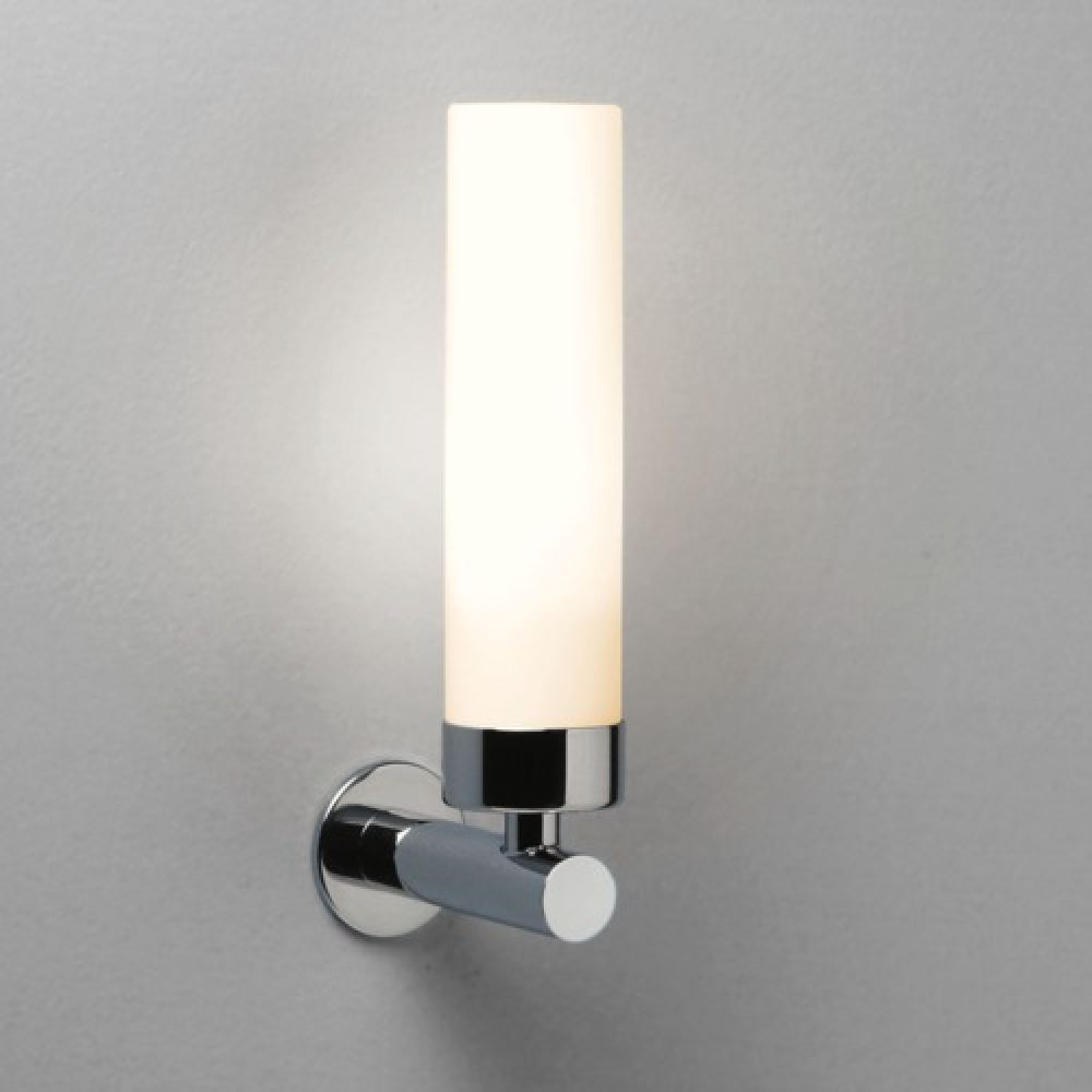 Astro Lighting 1021001 Tube 0274 Bathroom Wall Light. Polished Chrome Finish