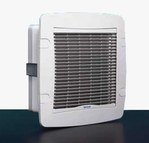 """Vent Axia TX12PL Panel Mounting Extract/Intake Fan c/w Shutter 300mm/12"""""""