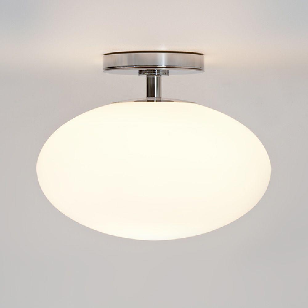 Astro Lighting 1176001 Zeppo 0830 Bathroom Ceiling Light. Polished Chrome Finish.