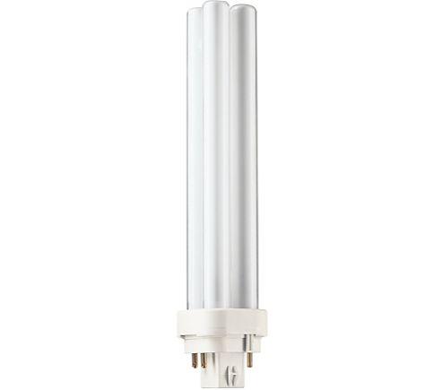 Dulux DE 13W Warm White 4-Pin Compact Fluorescent Lamp G24q-1 Cap 240V