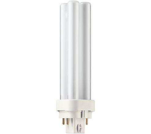 Dulux DE 13W Cool White 4-Pin Compact Fluorescent Lamp G24q-1 Cap 240V