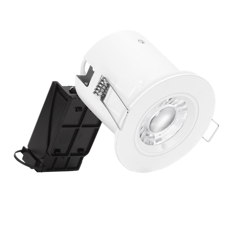 Aurora EFD™ PRO Fixed / IP Rated Professional Fire Rated GU10 Downlight