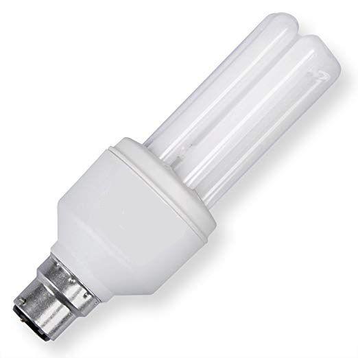 Duluxstar 11W BC Warm White Compact Fluorescent Lamp 240V