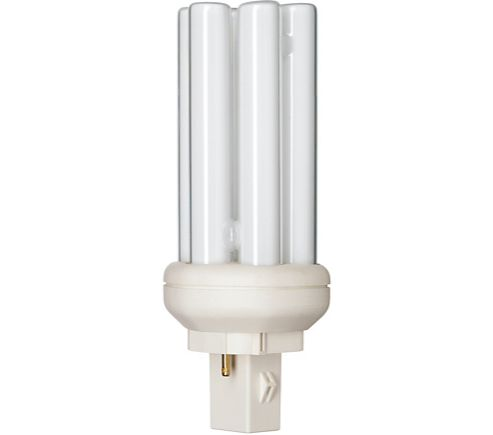 Dulux T 18W Cool White 2-Pin Compact Fluorescent Lamp GX24d-2 Cap 240V