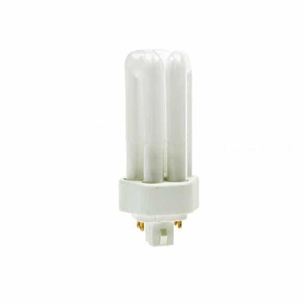 Dulux TE 18W Warm White 4-Pin Compact Fluorescent Lamp GX24q-2 Cap 240V