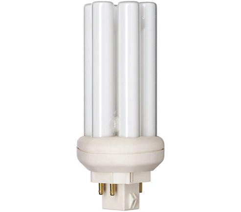 Dulux TE 18W White 4-Pin Compact Fluorescent Lamp GX24q-2 Cap 240V