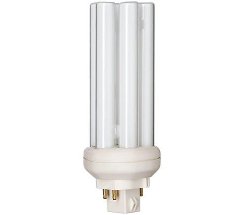 Dulux TE 26W Warm White 4-Pin Compact Fluorescent Lamp GX24q-3 Cap 240V