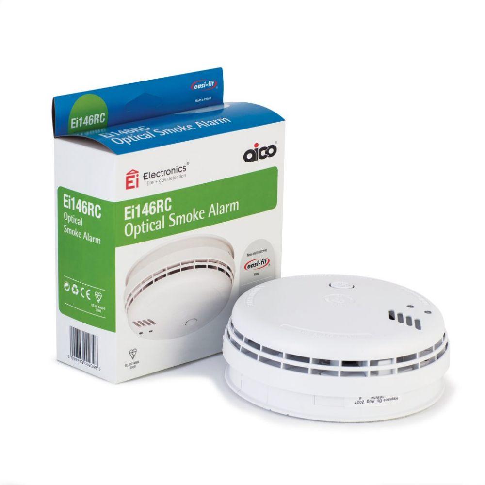 Aico Mains Optical Smoke Alarm