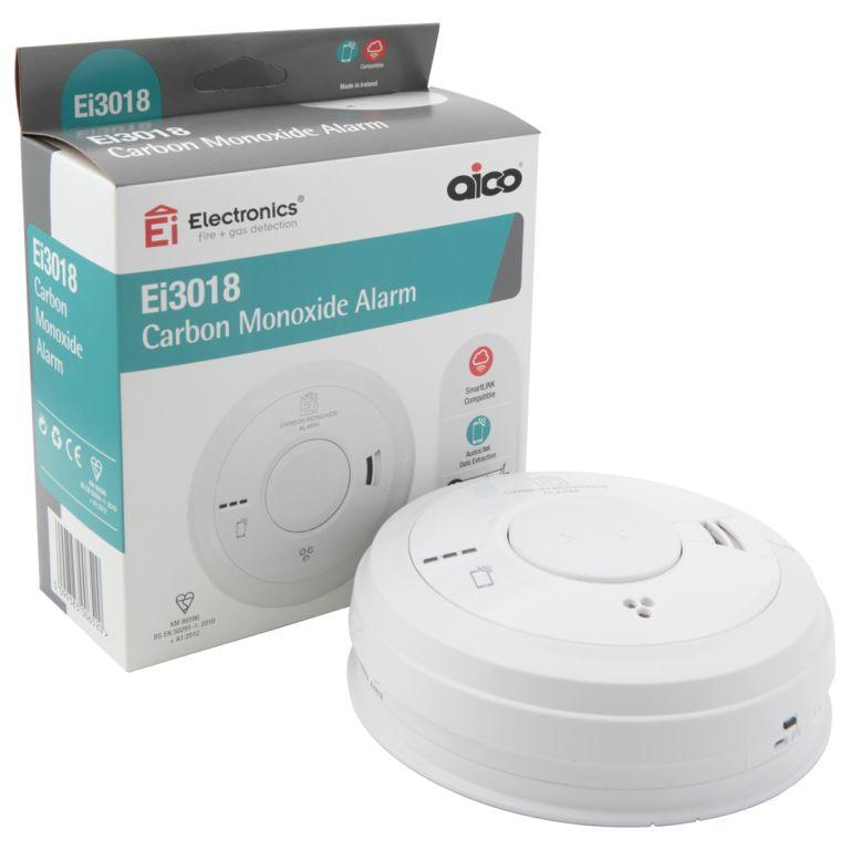 Carbon Monoxide Alarm - 3000 Series
