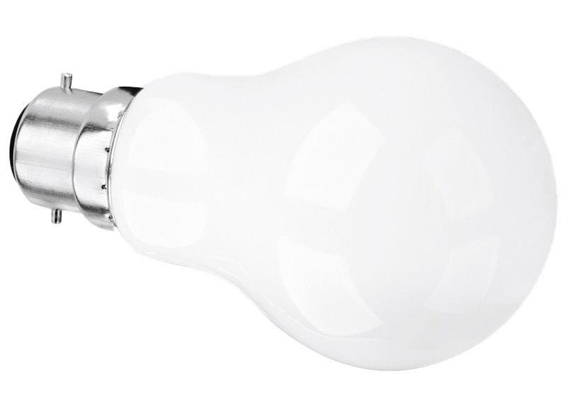 Enlite 5W LED GLS BC Warm White Non-Dimmable