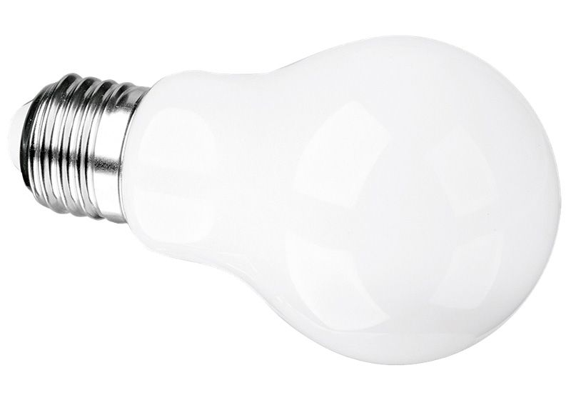 Enlite E360 5W LED Glass GLS ES Warm White Non-Dimmable