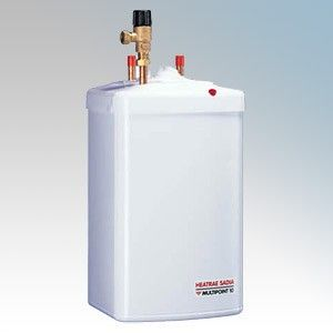 Heatrae Sadia Multipoint 10 Litre 3KW Unvented Water Heater