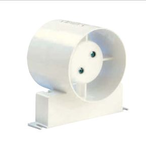 "Manrose ID100T 100mm (4"") - Inline Fan with Electronic Timer"