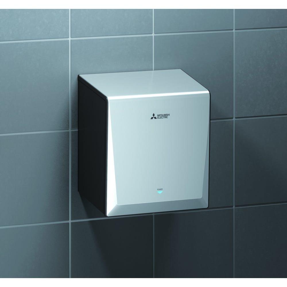Jet Towel Smart Hand Dryer Silver