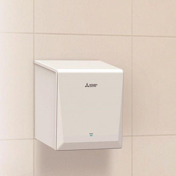 Jet Towel Smart Hand Dryer White