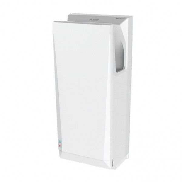 Jet Towel Slim Hand Dryer White (Unheated)