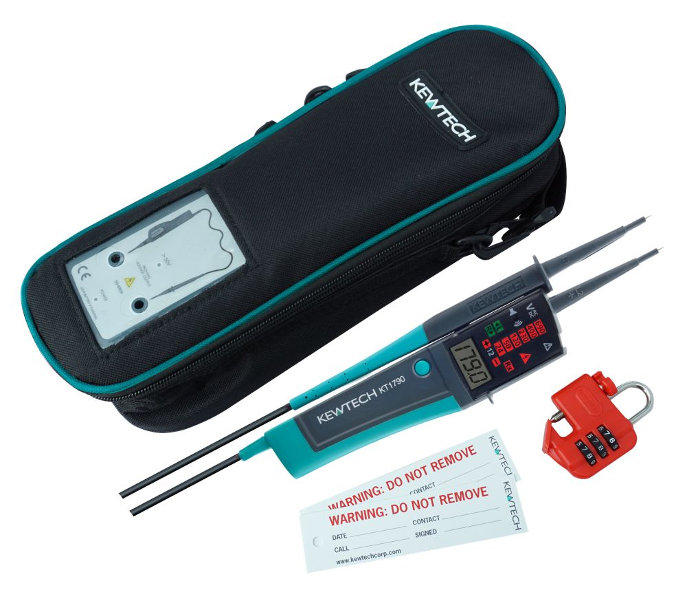Kewtech Safety Isolation Kit
