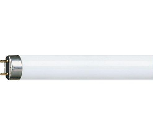 36W 1200mm / 4ft White Triphosphor T8 Fluorescent Tube G13 Cap 240V