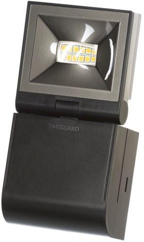Timeguard LED100FLBE 10W LED Compact Floodlight Single Flood – Black