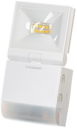 Timeguard LED100PIRWHE 10W LED Compact PIR Floodlight Single Flood – White