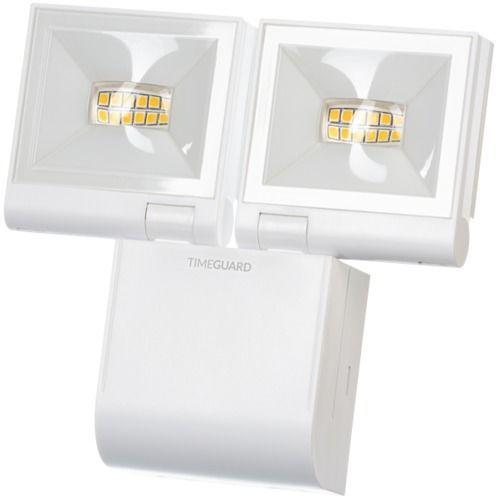LED200FLWHE 2x 10W LED Compact Floodlight Twin Flood – White