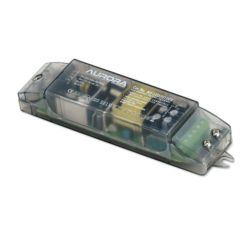 Aurora Lighting 12V Constant Voltage LED Driver 25W