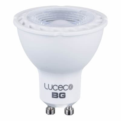 BG Luceco 5W LED GU10 Lamp Dimmable Natural White