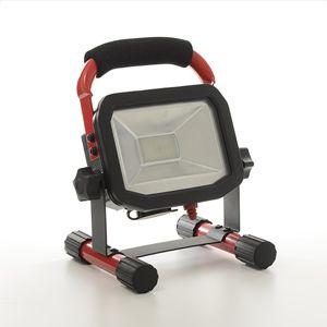 BG Luceco 10W Slimline Rechargeable Work Light