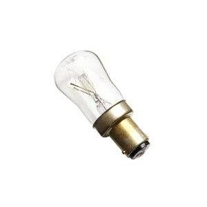 15W SBC Pygmy Lamp Clear 240V