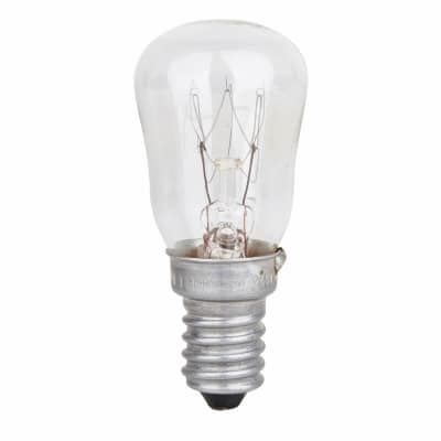 15W SES Pygmy Lamp Clear 240V