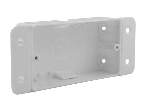 Click Scolmore SB2G Studbox 2 Gang Back Box