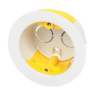 Circular 35mm Dry Lining Box