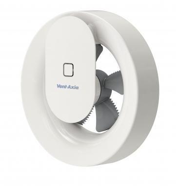 Vent Axia Svara 100mm Lo-Carbon Kitchen & Bathroom Fan